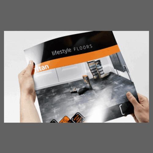 flooring brochure