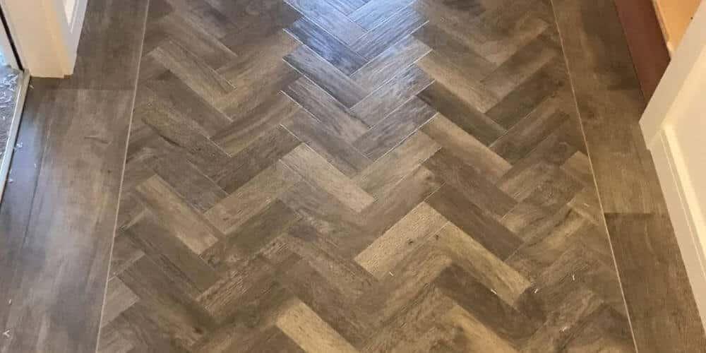 karndean oak parquet flooring