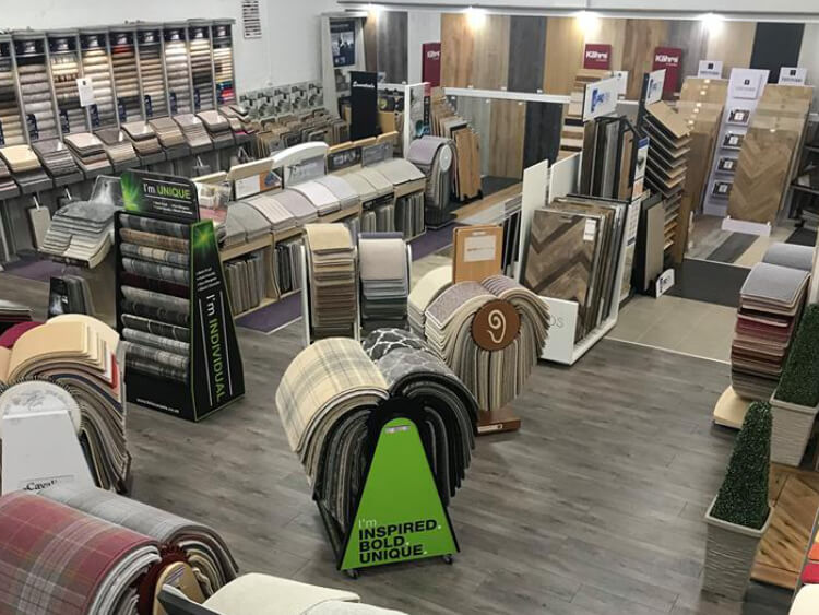 carpet shops falkirk