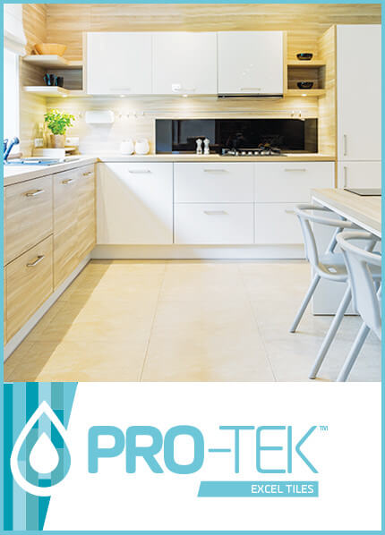 pro tek excel tiles collection