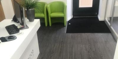 laminate flooring stepps