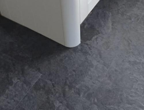 Pro-Tek Charcoal Slate Flooring